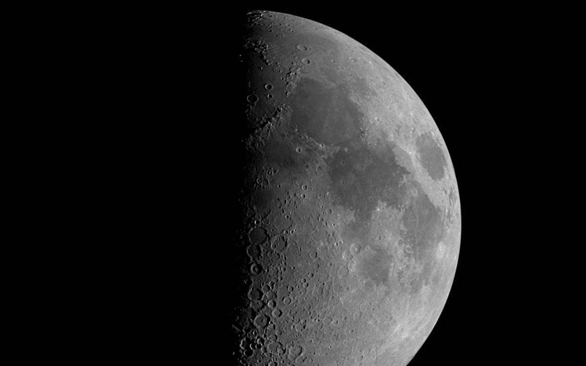 Księżyc 9-09-2016 mozaika